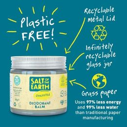 Salt of the Earth - Natural deodoranttivoide 60g