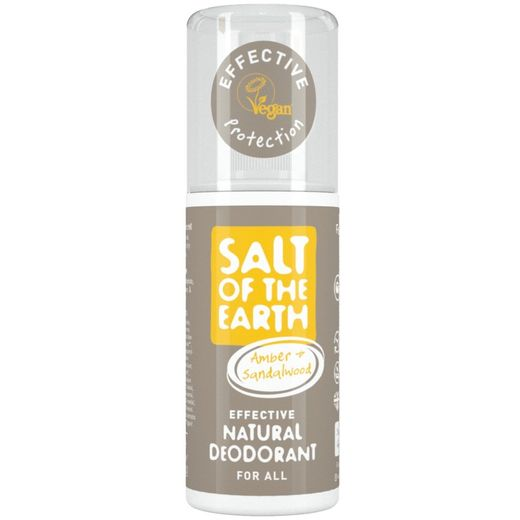 Salt of the Earth - Amber&Sandalwood spray  deodorantti 100ml UNISEX