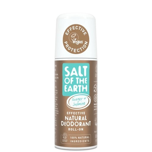 Salt of the Earth - Ginger&Jasmine roll on deodorantti 75ml