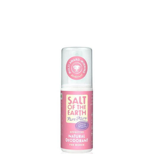 Salt of the Earth-Lavender&Vanilla deospray 100ml