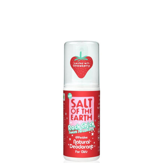 Salt of the Earth - Sweet Strawberry spray deodorantti 100ml