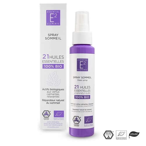 E2 uni spray, luomu 100ml