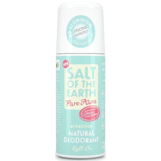 Salt of the Earth - Melon&Cucumber roll on deodorantti 75ml