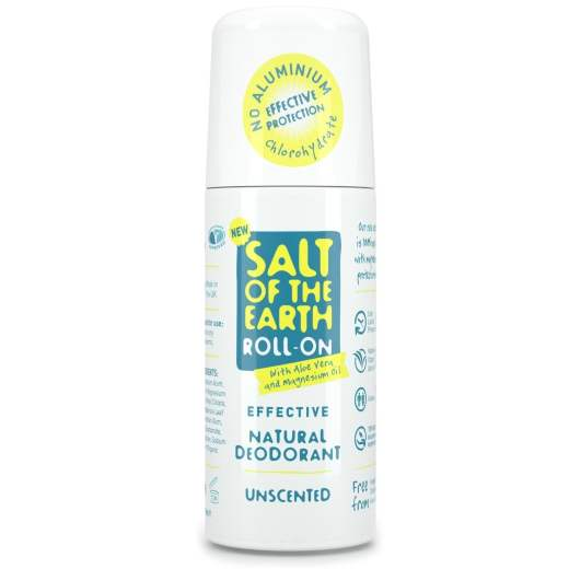 Salt of the Earth - Natural roll on deodorantti 75ml