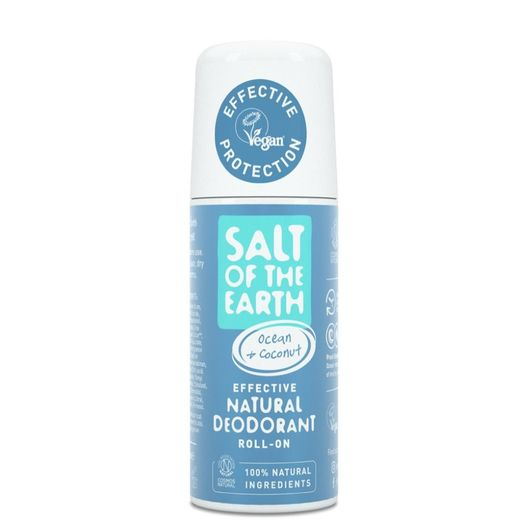 Salt of the Earth - Ocean&coconut roll on deodorantti 75ml