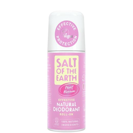 Salt of the Earth - Peony blossom roll on deodorantti 75ml