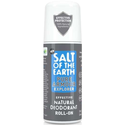 Salt of the Earth - Explorer roll on deodorantti miehille 75ml