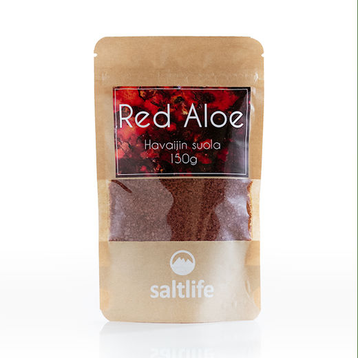 Red Aloe Havaijin suola 150g